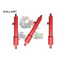 Buy cheap Plunger Type Agricultural Hydraulic Cylinders Polyurethane U-Cup Rod Seal product