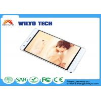 China  W55 5.5 Inch Black FHD 4g Lte Smartphones MT6595 IP67 64gb Rom 13Mp  for sale