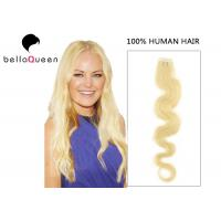 China Woman Long 20 inch 22 Inch 24 inch Tape In Hair Extensions Indian Virgin 6A Grade on sale