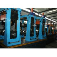 Buy cheap ERW High Frequency Welding Pipe Production Mill Carbon Steel Water Supply product
