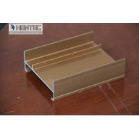 Buy cheap Satin Stainless Steel Extrusion Profiles Customized Design CE product