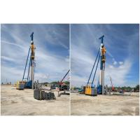 Buy cheap Hydraulic Hammer Piling Machine , Jack Hammer Pipe Driver No Vibration product