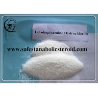 China Topical Pain Relief Levobupivacaine Hydrochloride CAS 27262-48-2 Hydrochloride Levobupivacaine wholesale