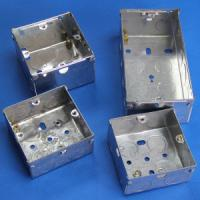 Buy cheap Electrical switch metal box product