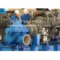 Buy cheap Diesel Engine Driven Emergency Fire Pump Centrifugal For Terminals / Oil Depots product