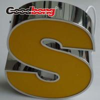 Buy cheap 3d acrylic letter sign backlit letters sign Brush decorative metal letters product