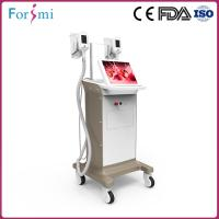 Buy cheap Cryolipolysis Slimming Machine1800W big power 2 cryo handles working together 15 inch touch screen product