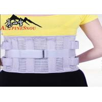Buy cheap High Waist Support Belt With High Elastic Fish Silk Cloth And Steel Plates product