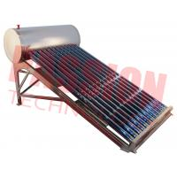 Buy cheap Automatic Solar Water Heating System , Black Pipe Solar Water Heater Multi Purpose product