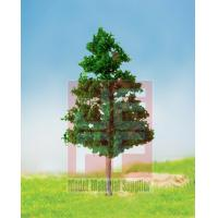 Buy cheap LAYOUT MODEL TREE Plastic GREEN TREE,FGT09 H:25-130MM product