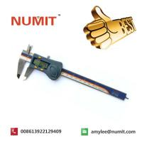 Buy cheap IP 54 Stainless Steel Hardened  Electronic Digital Caliper With Battery 3V 0-150MM product