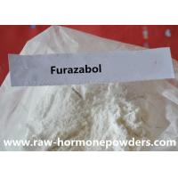 Buy cheap Muscle Building Steroid Powder Furazabol-Thp Myotolon Miotolon CAS 1239-29-8 from wholesalers