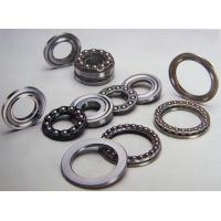 Buy cheap Single Row Angular Contact Ball Bearing For High Frequency Motors with cheap price and high quality product