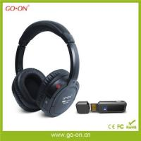 Buy cheap Digital USB 2.4G Wireless Headphone with MIC from wholesalers