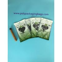 Buy cheap Cigarettes Cigar Humidor Bag Plastic Cigar packaging Bags With Window product