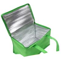 Buy cheap Non-woven Material and Food Use commercial cooler bag. size:25cm*20cm*20cm product