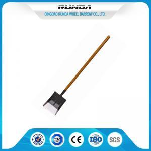 Buy cheap Power Coated Steel Spade Shovel , Square Spade ShovelMulti Purpose 1.5-1.6kg product