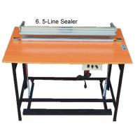 Buy cheap Water Cooling Manual 5 Line Seafood Bag Sealing Machine Anti Corresion Durable from wholesalers