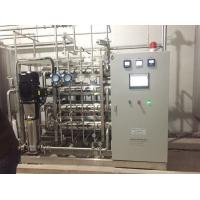 China Heat Exchanger Purified Pharmaceutical Water Treatment Plant Fully Automatic on sale