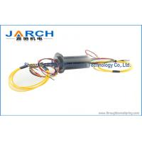 Buy cheap Single / Multi Channel Electrical Slip Rings Industrial With 12 Circuits , 2000RPM Max Speed product