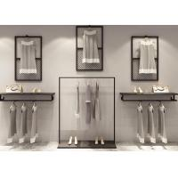 Buy cheap OEM And ODM Service Shop Display Stands / Clothing Wall Display product