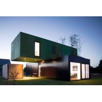Buy cheap Movable Prefab Container House Kit , Ready Made Prefab Flat Pack Homes product