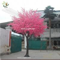 China UVG CHR117 buy cherry blossom tree with artificial flowers from china manufactory 6m tall on sale