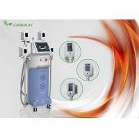 China Leadbeauty Aesthetic Center 4 Handles Cryolipolysis Slimming Machine , Weight Loss Equipment wholesale