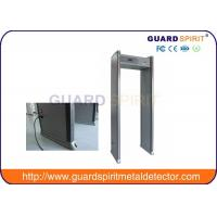 Buy cheap Single Zone And Multi Zones Archway Metal Detectors Door Frame Airport Security Machines product