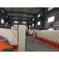 Buy cheap Disc Ceramic Vacuum Filter High Automation Energy Saving Mining Projects product