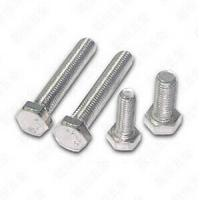 Buy cheap Hexagon Head Stainless Steel Bolts And Nuts For Machine A4 70 Bolt DIN 933 product