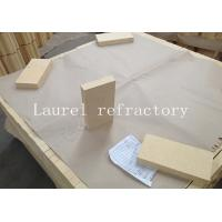 Great Bulk Density High Alumina Brick For Ceramic Tunnel Kiln And Steel Furnaces