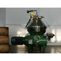 Buy cheap Automatic Discharging Conical Disc Centrifuge / Disc Bowl Centrifuge product