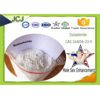 Buy cheap Purity 99% Sex Drug Male Sex Hormone Dutasteride CAS 164656-23-9 for Hair Loss product