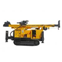 Buy cheap Diesel Engineering Drilling Rig 105 - 350mm Hole Diameter With 200m Drilling Capacity product