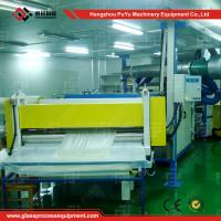 Buy cheap PVB Shaping or Stretching Machine PVB Interlayer for Windshields Glass Production Line product