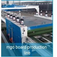 Buy cheap CE Board Making Machine Glass Fiber Cement And Mgo Powder Materials Board Production product