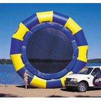 Buy cheap 2015 high quality inflatable water trampoline by PVC Tarpaulin product
