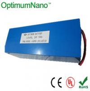 Buy cheap 24v 70ah Lifepo4 Starter Battery Rechargable Li-Ion Battery product