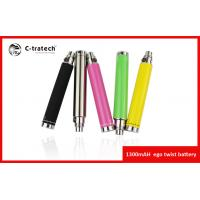 Buy cheap 2200mah Harmless Variable Voltage Electronic Cigarette , VV Mod 4.8V product