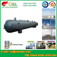 Buy cheap 10 Ton hydrogen boiler mud drum ORL Power ASME certification manufacturer product