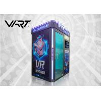 Buy cheap Self - Service VR Arcade Machines With Cash Operated / Virtual Reality Equipment product