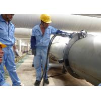 Buy cheap 5.5 KW Hydraulic Pipe Cutting And Beveling Machine , Pipe Cutter And Beveler product