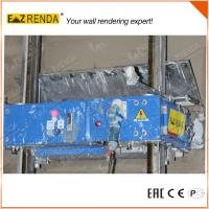 Buy cheap 220V Automatic Wall Gypsum Plaster Machine Concrete Block Render Machine product