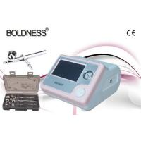 Quality 4 in 1 Facial Professional Diamond Microdermabrasion Machine For Recover Elasticity for sale