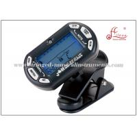 Buy cheap 3 In 1 Clip Digital Metronome For Violin / Guitar / Bass / Violin Chromatic Adjustment product
