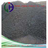 Buy cheap Dark Solid Modified Coal Tar Pitch Softening Point 112 - 118°C As Binder Material product