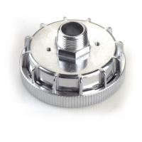 Buy cheap High Performance Air Compressor Parts Metal Direct Inlet Air Filter Assemblies product