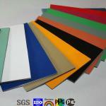 Different Kinds ACP/aluminum composite panel for shop decoration