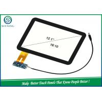 Buy cheap Aspect Ration 16 To 10 Industrial Touch Screen 12.1'' Projected Capacitive With ILI 2302 IC USB Controller from wholesalers